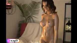 _angel_wild Chaturbate Oilshow Naked Sexy Video