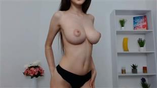little_flower_ Chaturbate Natural Big Boobs Video