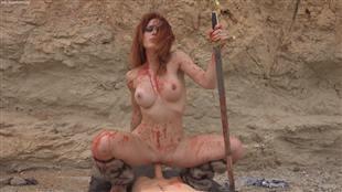 NakedBarbieDoll Red Sonja Onlyfans Premium Video