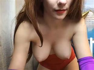 queenoftease_ 201013 Boobs Show Video mfc