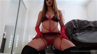 ChristinaKhalil Devils Girl Onlyfans Video