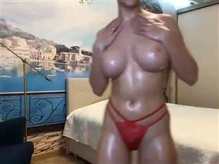 queenoftease_ 201206 Sexy Oilshow Video mfc