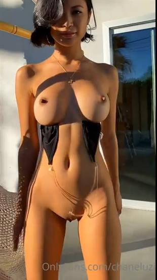 chaneluzi Sexy Bikini Boobs Video Onlyfans