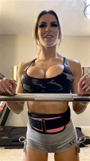 autumndoll_xo Onlyfans Gym Outfit Video