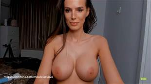 meow_s 210606 Topless Big Boobs mfc