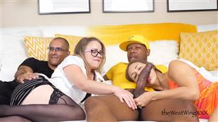 thewestwingxxx 210613 Foursome Video Chaturbate