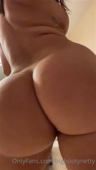 bigbootynetty Naked Video Onlyfans