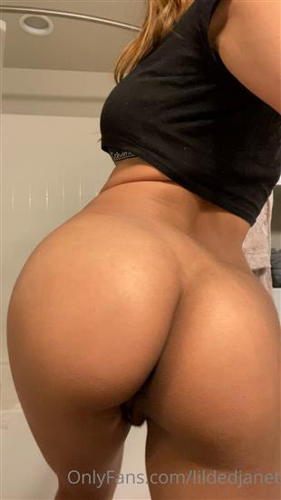 lildedjanet Ass Naked Video Onlyfans