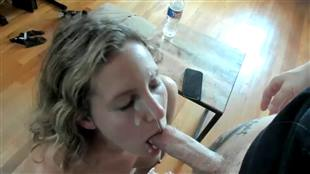 americanengagement Big Facial after Sex Chaturbate